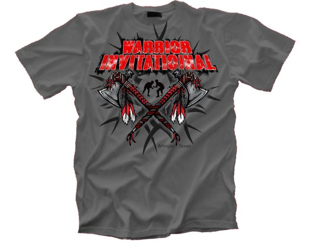 invitational tshirt